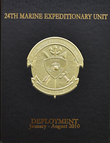 24th Marine Expeditionary Unit 2010 Deployment