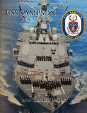 USS Sampson (DDG 102) 2014-15 Deployment