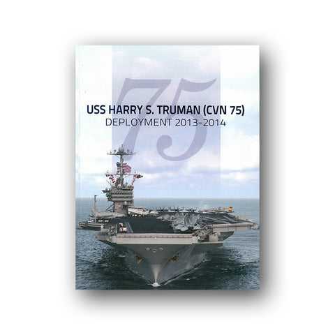 USS Harry S. Truman (CVN 75) 2013-14 Cruisebook