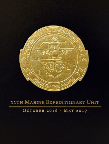11th Marine Expeditionary Unit 2016-2017 Deployment