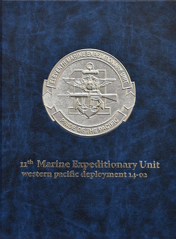 11th Marine Expeditionary Unit 2014 Cruisebook