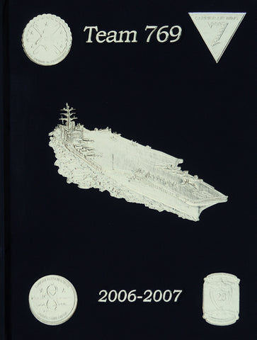 USS Dwight D. Eisenhower (CVN 69) 2006-2007 Cruisebook