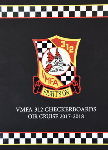 Marine Fighter Attack Squadron 312 (VMFA 312) 2017-2018 Cruisebook