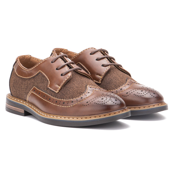 Boy's Winston Oxford Shoe
