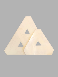 Palace Tri Ferg Sticker White Set of 3