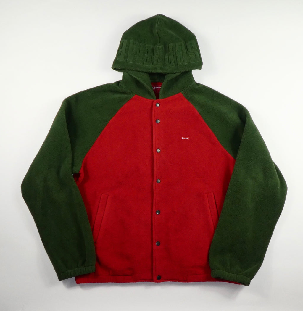 Supreme Polartec Hooded Jacket - Large