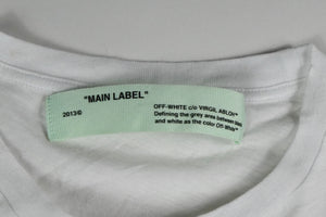 Off White Pack of 3 Small Logo T Shirts - Small