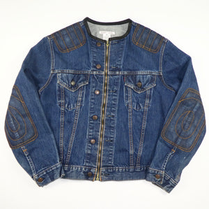 Needles Rebuild Motocross Denim Jacket
