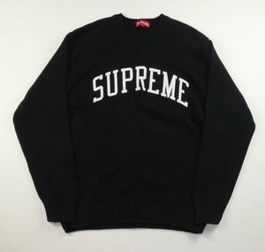 Supreme Tackle Knit Sweater - Large