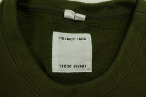 Helmut Lang x Travis Scott Sweatshirt- Small