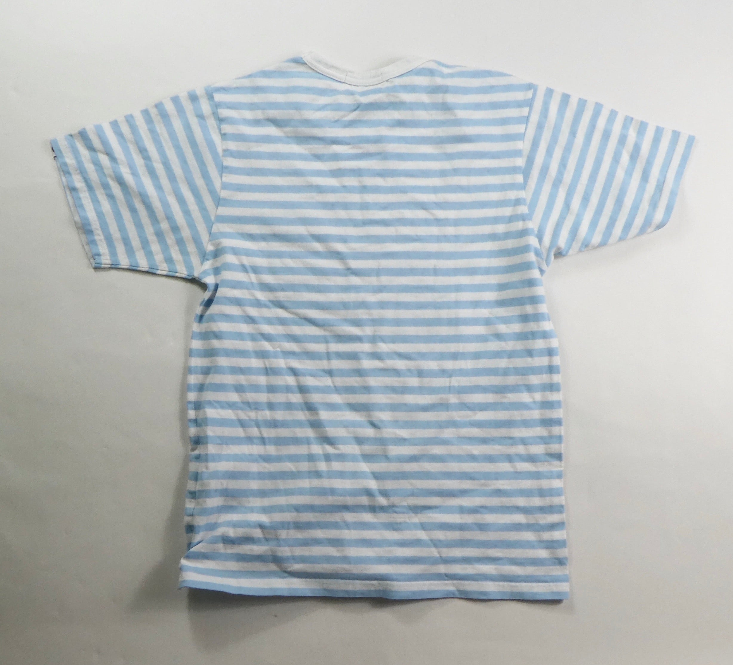 Bape New Season Striped T Shirt - Small