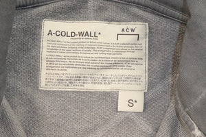 A Cold Wall Zip Hoodie BNWT (RRP£349) - Small