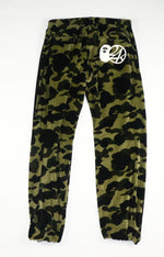 Bape x 24 Karats Camouflage Velour SAMPLE Sweatpants