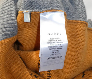 Gucci Tiger Knit Jumper - Large BNWT RRP £670