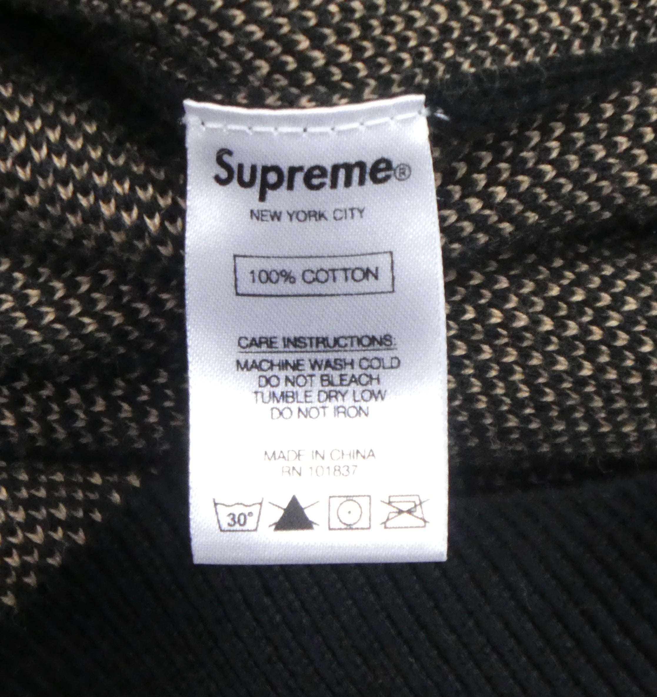 Supreme Repeat Logo Jumper - Medium