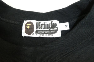 Bape Elbow Patch Arc Logo Sweatshirt- Medium