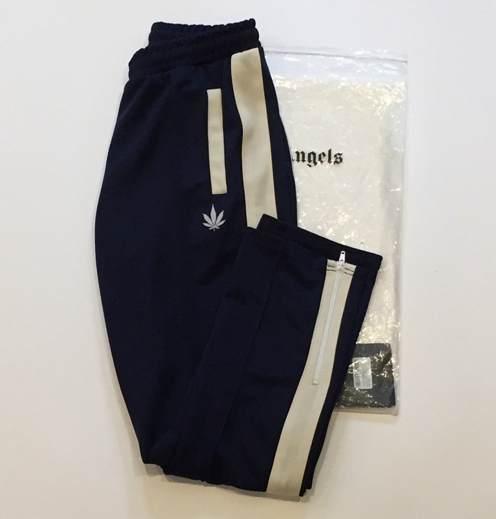 Palm Angels Weed Logo Track Pants