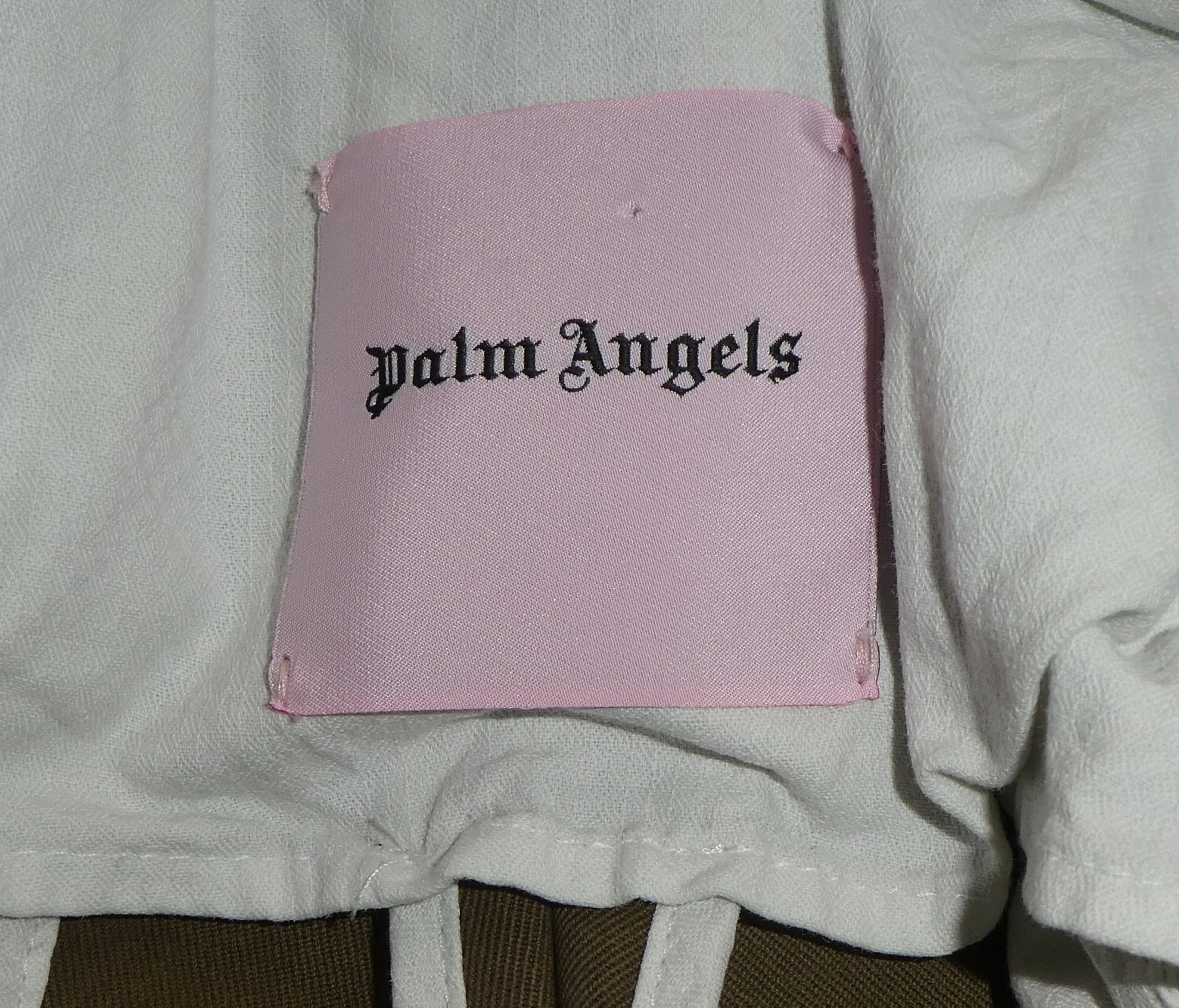 Palm Angels Side Stripe Chino Pants - 48