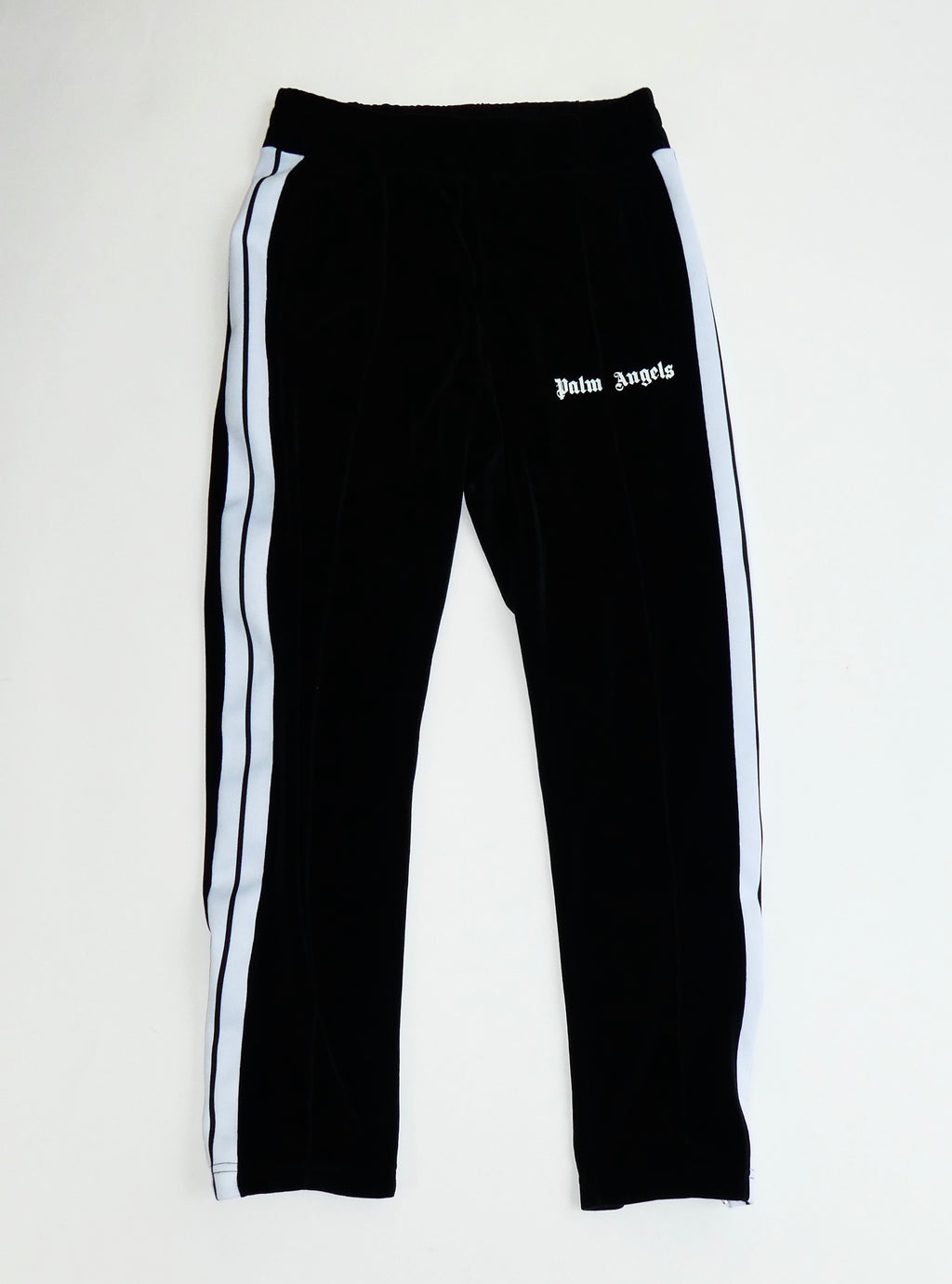 Palm Angels Velour Track Pants - Medium