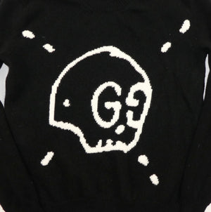 Gucci Ghost Knit Sweater - XS