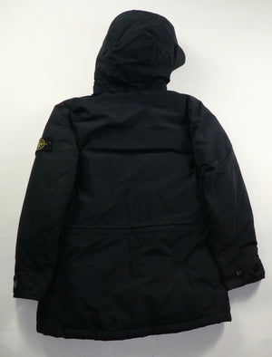 Stone Island Micro Reps Fur Down Jacket - Large