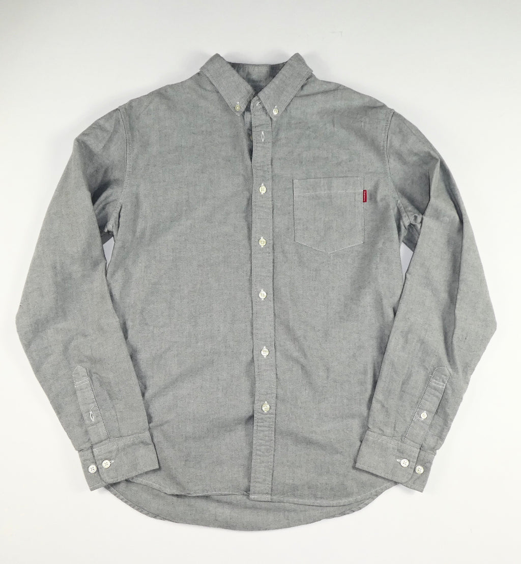 Supreme Oxford Shirt - Medium
