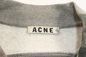 Acne 'Bird Print' Flower Sweatshirt - Small