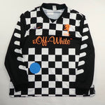Off White x Nike Football Jersey - XL