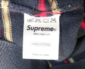 Supreme S Logo Striped Jumper - Small