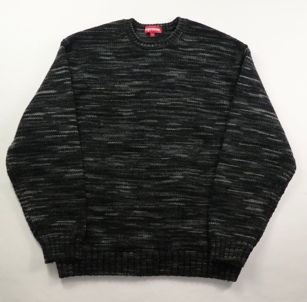 Supreme Static Knit Sweater - Large