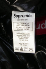 Supreme Reversible Puffer Jacket - Large