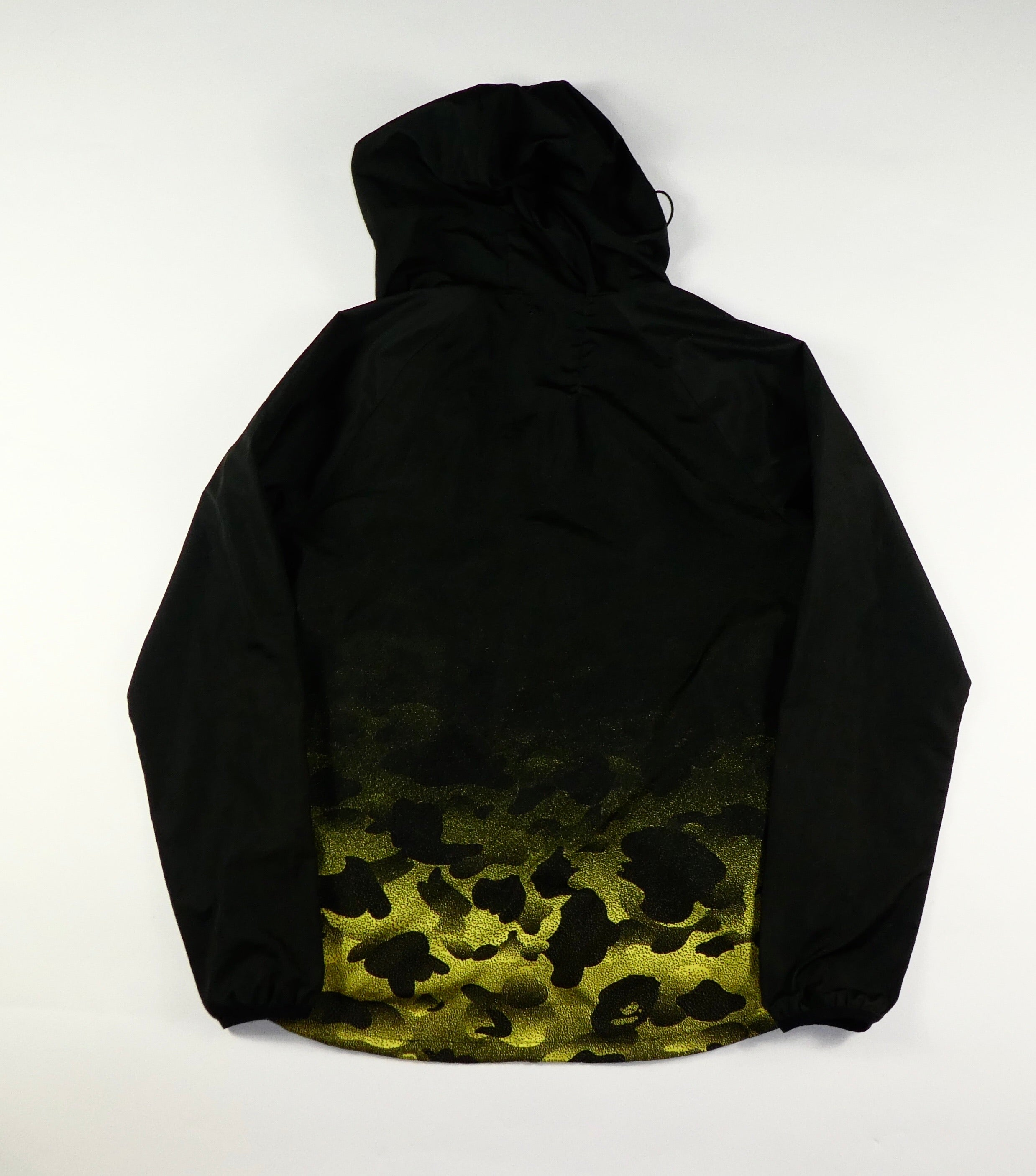 Bape Reflective Ape Logo Hooded Waterproof - Medium
