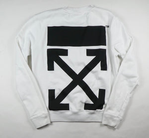 Off White x DSM Crewneck Sweatshirt - Medium