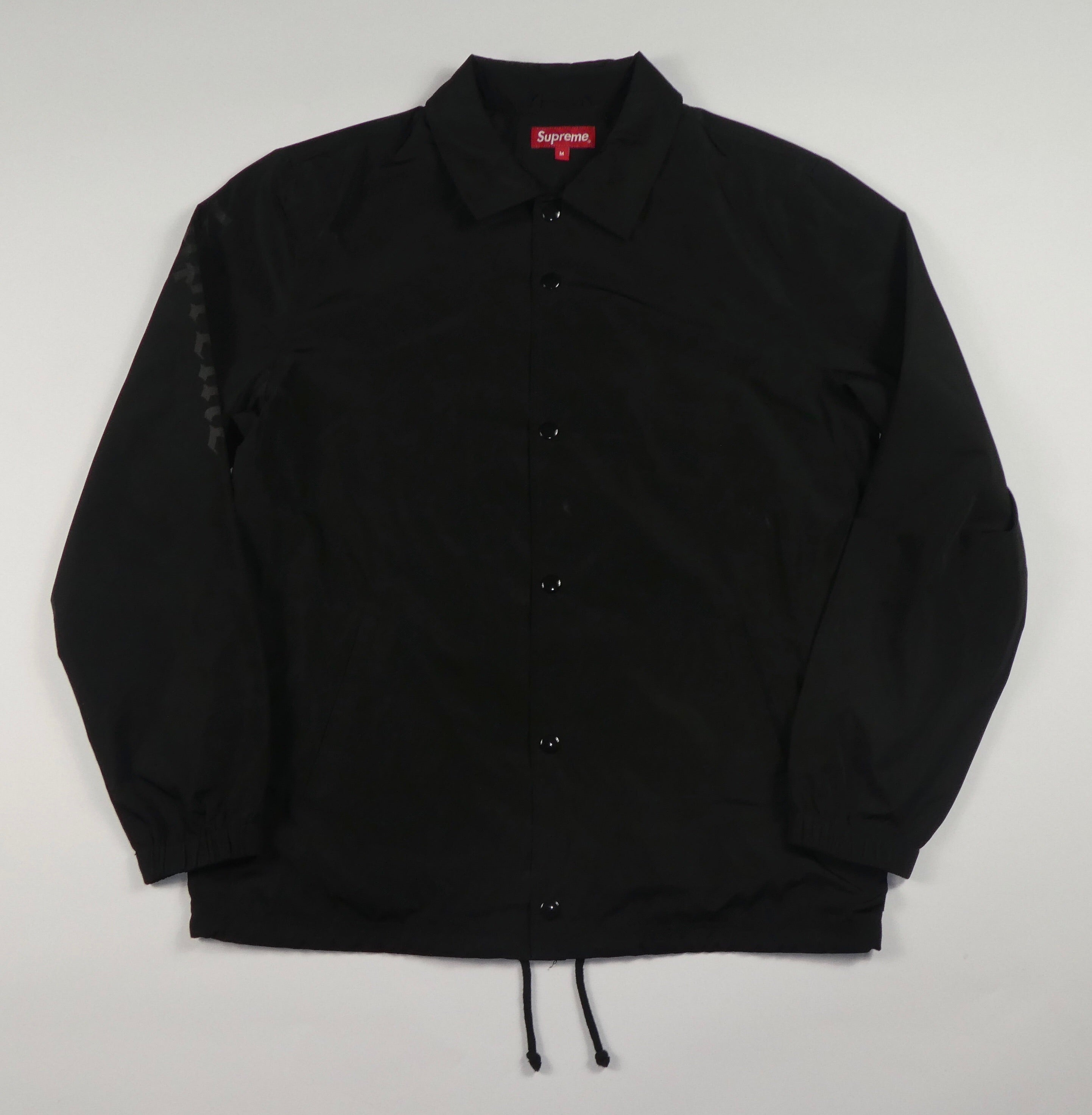 Supreme x Slayer 'Cutters' Coaches Jacket
