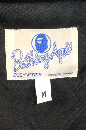 Bape Busyworks Fur Jacket - Medium