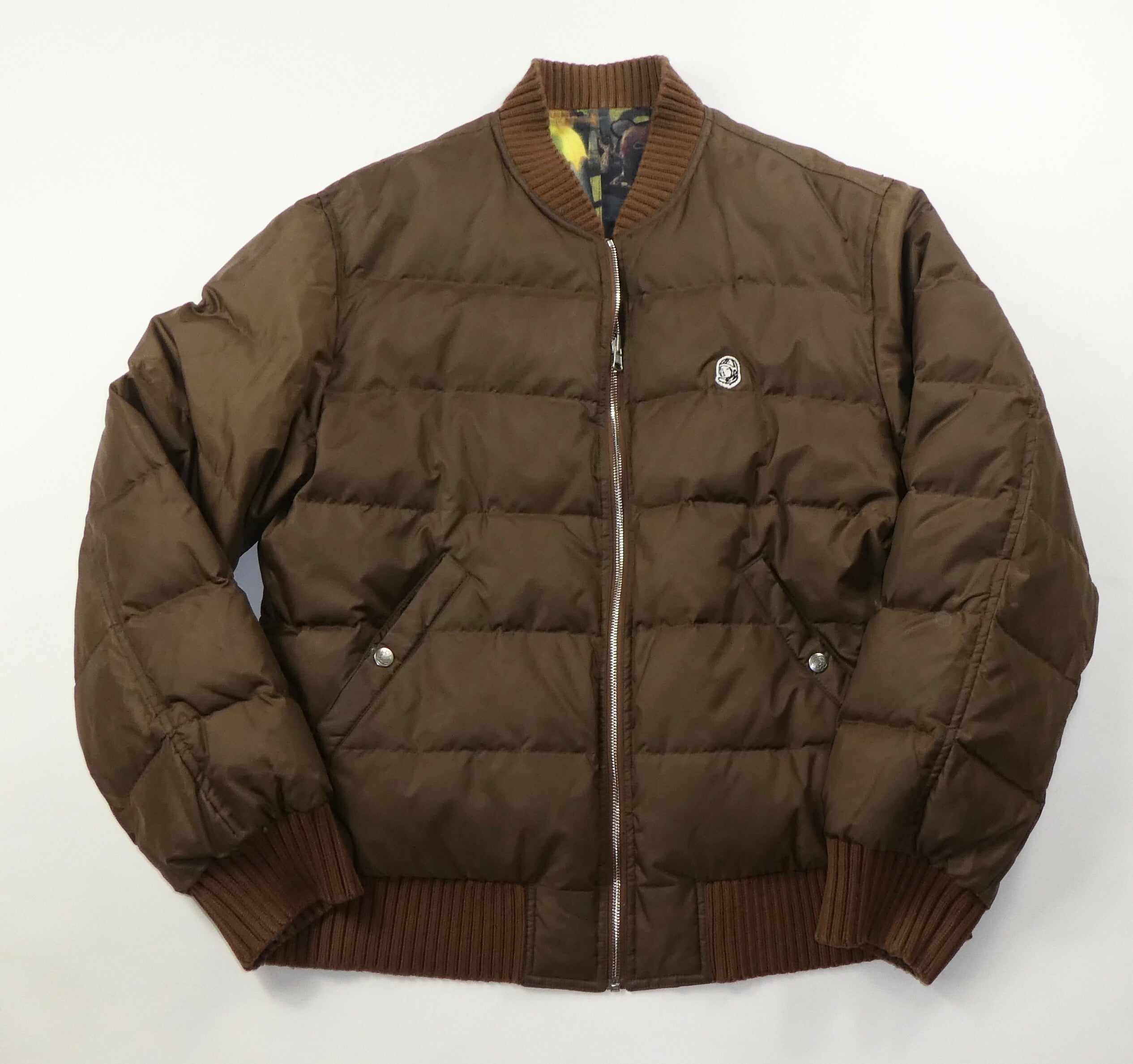 Billionaire Boys Club OG Reversible Puffer Down Jacket - Large