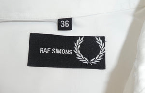 Raf Simons x Fred Perry Short Sleeve Shirt - EU 36 (small)