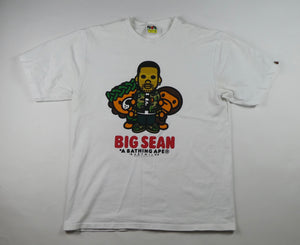 Bape x Big Sean T Shirt - XL