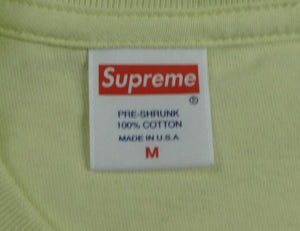 Supreme Know Your Rights T Shirt