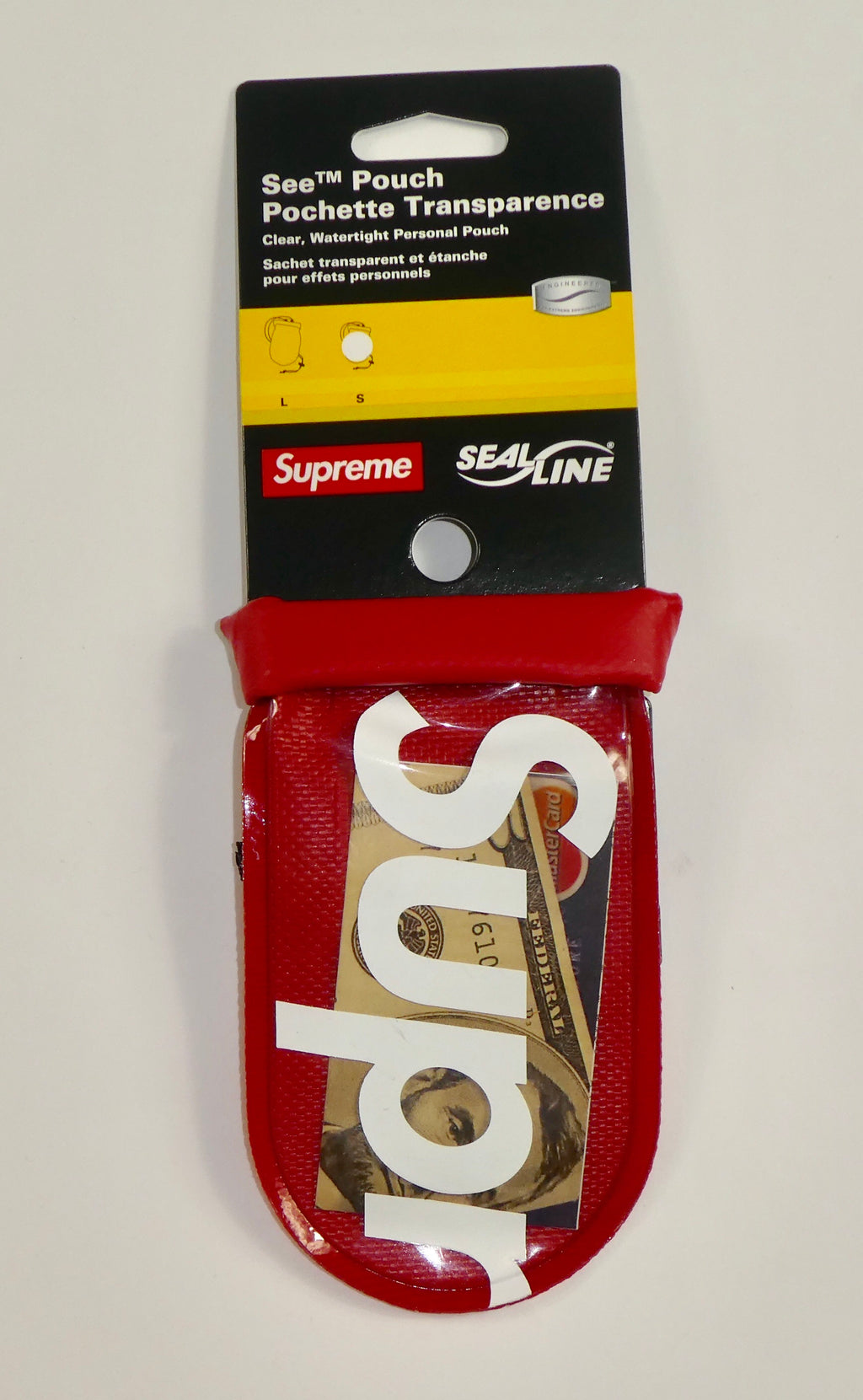 Supreme Sealine Pouch (small)