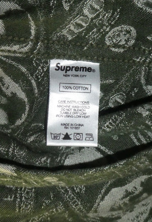 Supreme Dollar Trucker Jacket