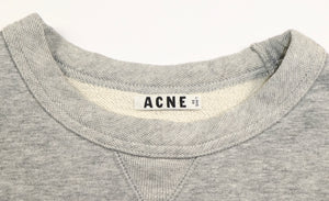 Acne Magnetic Nick Print Sweatshirt - Medium