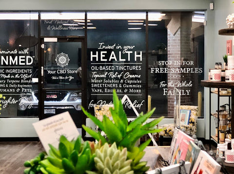 Your CBD Store in Spring Health Item def