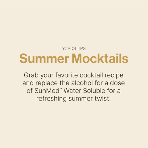 Summer Mocktails made with your favorite cod product