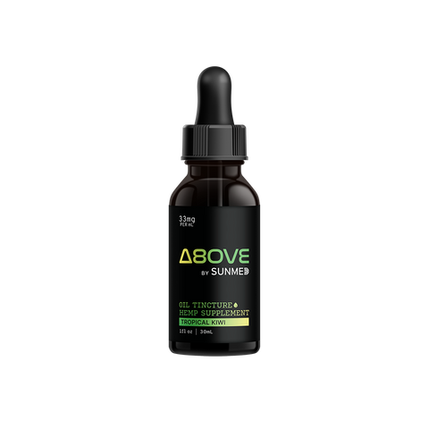 SunMed Above delta 8 tincture
