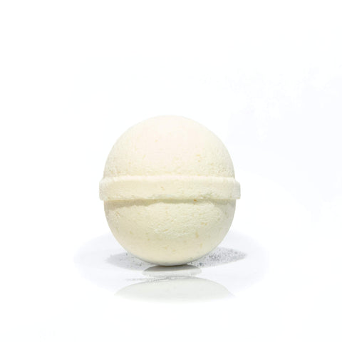 LemonGrass essential oil confidence bath bomb with 100 mg of cbd Confidence bright & Zesty.
