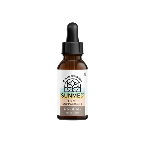 Your CBD Store Tincture Sunmed