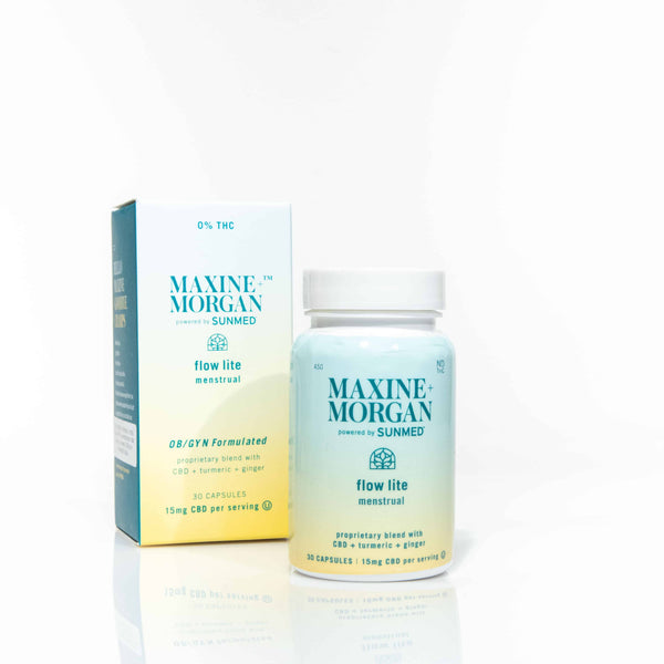 your cbd store spring cbd store in springg flow lite fomula powered by sunmed mazine and morgan flow lite formula 15mg capsules cbd tumeric ginger 30capsules total for that special time off the month to get you up and moving. developed by obgyn recommend ob/gyn formulated cbd products