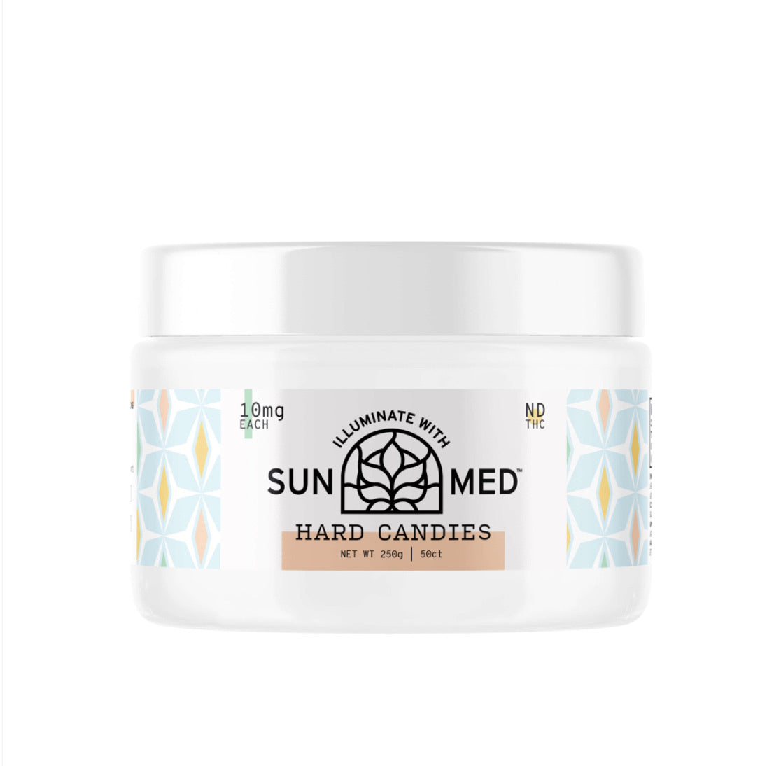 sunmed cbd hard candies 10mg each. Your CBD Store Spring Tx