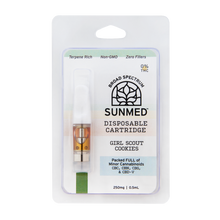Load image into Gallery viewer, Your CBD Store Girl scout cookies disposable cartridge